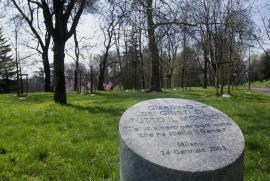 Zahrada Spravedlivých v Miláně