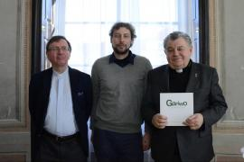 Milan Badal OP, Andreas Pieralli, Mons. Dominik Duka OP