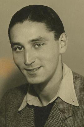 Fredy Hirsch (snímek nedatován)