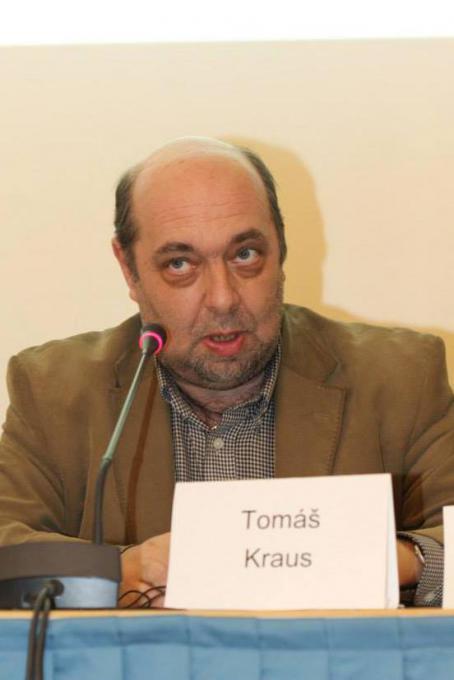 Tomáš Kraus, předseda Federace židovských obcí
