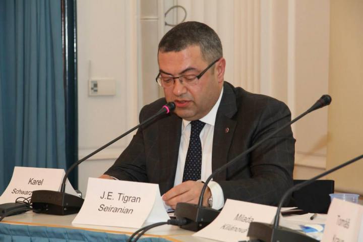 J.E. Tigran Seiranian