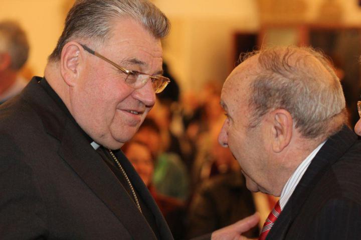 Kardinál Dominik Duka OP, Pavel Weirich