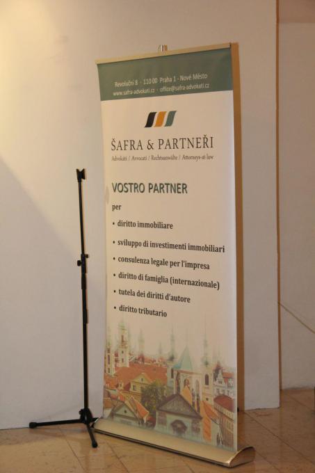 Sponsor konference Šafra & partneři s.r.o. advokátní kancelář