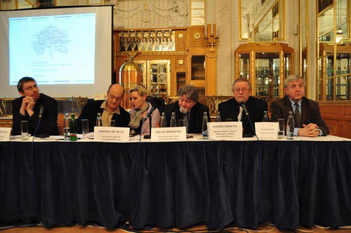 Andreas Pieralli, Gabriele Nissim, Monika Burian, Milan Horáček, Daniel Kroupa, Pavel Bratinka