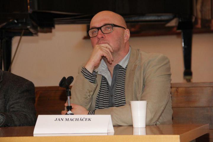 Jan Macháček