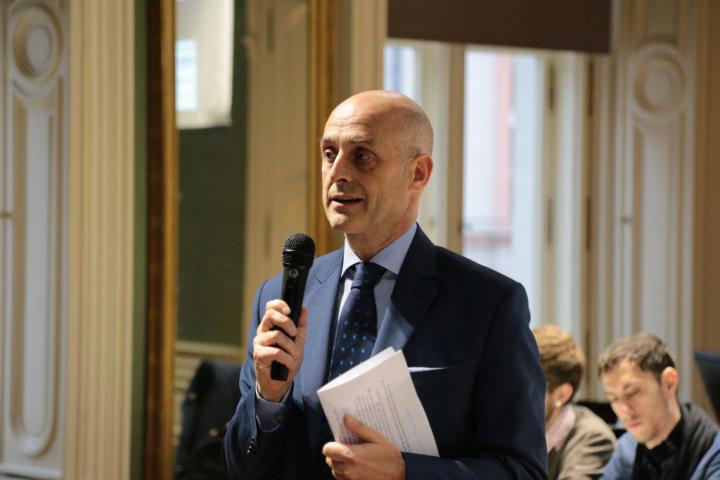H.E. Aldo Amati