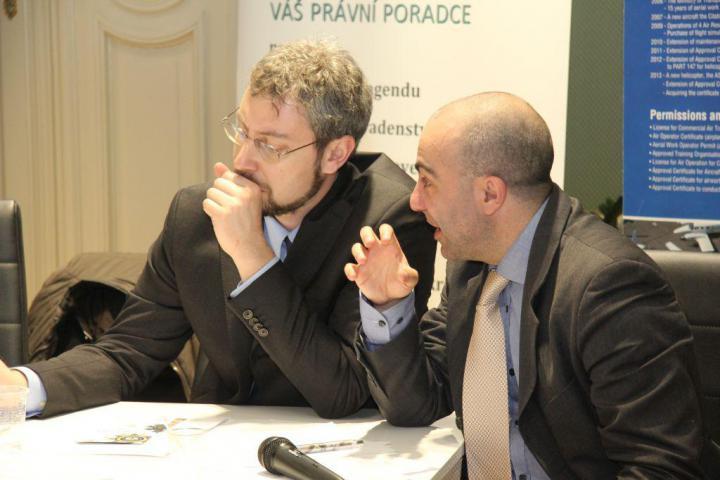 Andreas Pieralli, Pietro Andrea Podda